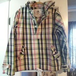Ladies Pullover Jacket